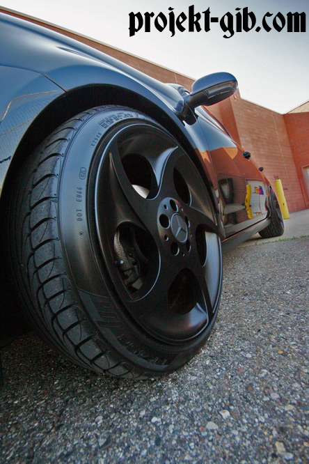 Vic eoi mercedes alphards staggared fitment with new for Mercedes benz alphards